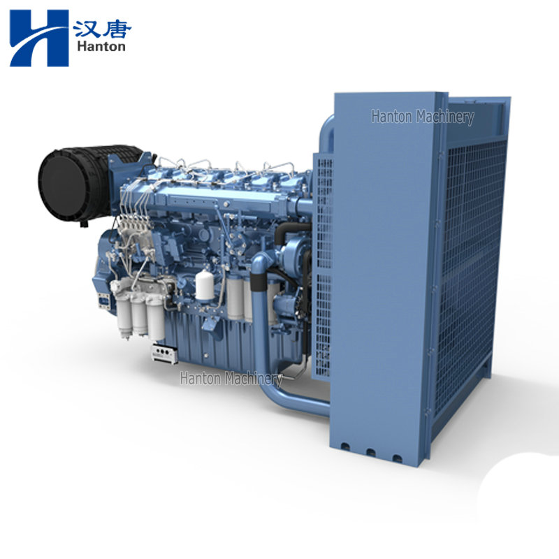 Weichai Baudouin Engine 12M26.2 Series for Generator Set