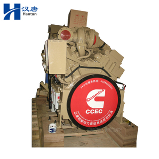 Cummins Engine KTA38-DM for Marine Auxiliary Engine