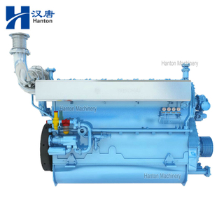 Weichai Engine CW8200 Series for Marine Main Propulsion
