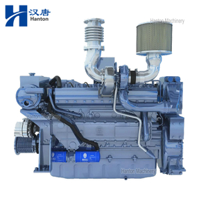 Weichai Marine Engine WD12 Series for Main Propulsion